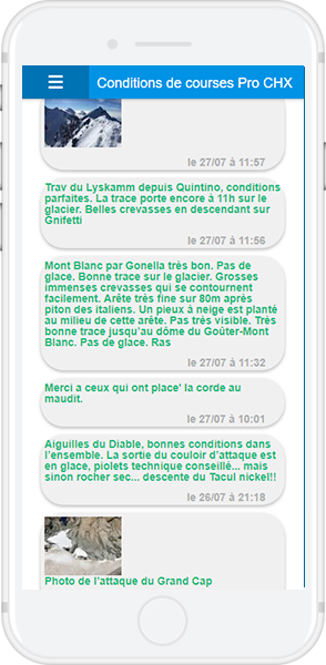 Groupe Whatsapp GRIMMs