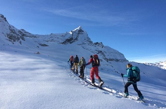Pour les guides de haute montagne et moniteur de ski
